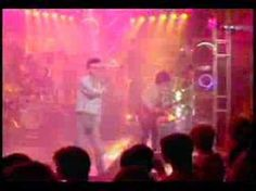 """The Smiths - What Difference Does It Make (TOTP) - My favorite Smiths song!  I remember the review of a Smiths show I saw in the mid-1980's said that Morrissey """"sang as flat as the top of Herman Munster's head"""".  Funny, but how DARE he!!"""
