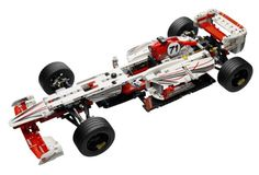 LEGO Exclusive Technic Grand Prix Racer 42000 - http://www.flickr.com/photos/135036698@N05/21854253992/