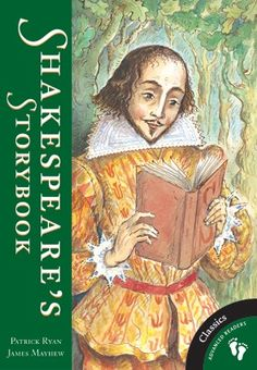 Literacy lesson ideas for ages 7-11 (Shakespeare's Storybook) | Barefoot Books