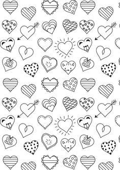 Différents modèles de cœurs