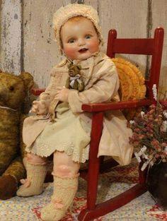 old fashion dolls