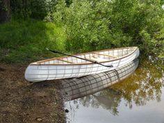 My Skin on Frame Canoe