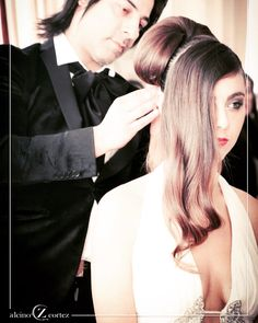 All my creations take on themselves, part of me!  #alcinocortezhairstylist