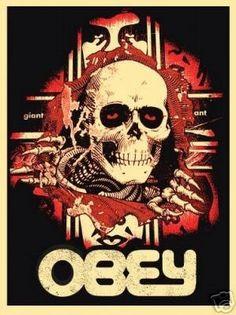 Shepard Fairey _OBEY