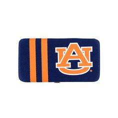 Auburn Tigers NCAA Shell Mesh Wallet