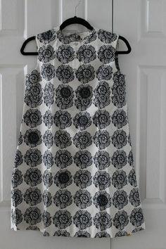 Vintage Marimekko Finland Design Research 1962 Dress Excellent Condition | eBay