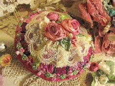 Gorgeous Pincushion - just eye candy!!