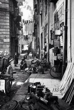 Naples Italy 1947 Alfred Eisenstaedt