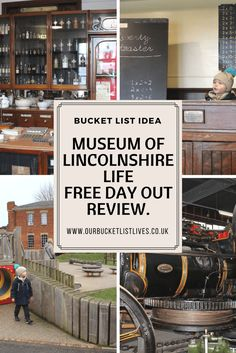 Museum of Lincolnshire life - A free day out review. Near Lincoln in Lincolnshire, UK day out #dayout #family #familyfriendly #museum #travel