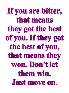 Good mantra...
