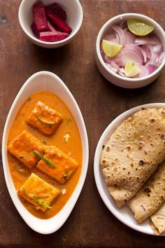 collection of 56 indian paneer recipes - paneer or cottage cheese is an ingredient which is popular in the indian vegetarian cuisine. paneer dishes can be made in various ways, either as a dry curry or with Homemade Paneer Recipe, Easy Paneer Recipes, Indian Paneer Recipes, Paneer Curry Recipes, Biryani Recipe, Masala Recipe, Indian Food Recipes, Vegetarian Recipes, Cooking Recipes