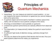 Quantum Mechanics by Heisenberg