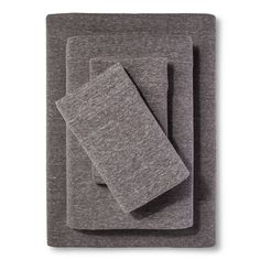 Jersey Sheet Set - (Twin Extra Long) Heather Gray - Room Essentials