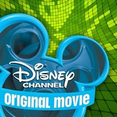 The old disney channel movie logo