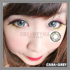 cara-grey Grey Contacts, Colored Contacts, Circle Lenses, Jewelry, Tinted Contact Lenses, Circle Glasses, Jewlery, Color Lenses, Bijoux