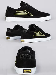 ¡¡¡REBAJAS!!! Zapas LAKAI Guy Mariano THRASHER COLLAB. black suede por 39€ (+cami Maple de REGALO) en: http://www.maplesk8.com/ps/56-lakai