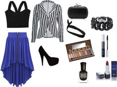 Mod-Inspired, created by becky-curl on Polyvore