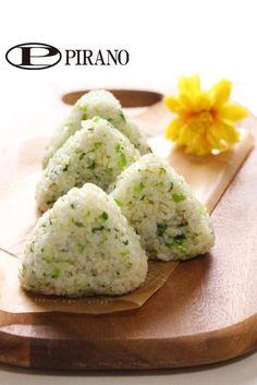 菜の花のからしオイルおにぎり♪ by 平野信子 | レシピサイト「Nadia ...