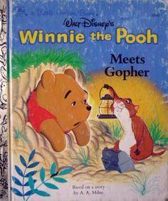 Winnie the Pooh (blue)
