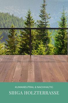 Nachhaltige Holzterrassen mit bis zu 10 Jahren Garantie & Wartung. Sidewalk, 10 Years, Sustainability, Side Walkway, Walkway, Walkways, Pavement