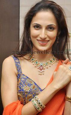 Shilpa Reddy Diamond Classy Bangles