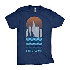 Chicago Third Coast Men's Tee