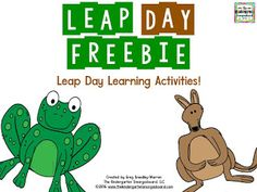 Schedulin Sunday!  Leap Day And Dr. Seuss
