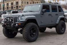 Brand New 2015 Jeep Wrangler Rubicon Unlimited Body Colored Line-X Protective Coating AEV Lift Toyo Open Country Tires Wild Boar Fastback Hardtop 2015 Jeep Wrangler Rubicon, Jeep Wrangler Unlimited, Motorcycle Camping, Camping Gear, Jeep Wrangler Interior, Jeep Accessories, Jeep Cars, Jeep Jk, Lift Kits