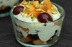 Fruit Salad, Pudding, Desserts, Education, Food, Youtube, Mascarpone, Salads, Tailgate Desserts