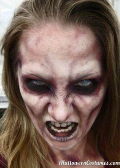 maquillaje-halloween-muneca | Halloween | Pinterest