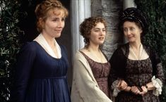 Sense and Sensibility. Classic love story. Shows me that everything happens for a reason. You just need to be patient.
