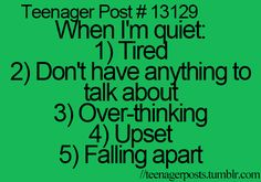 Think before you assume something is wrong Find Quotes, All Quotes, Quotes To Live By, Teen Posts, Teenager Posts, Personality Quotes, Controversial Topics, True Facts, I Can Relate