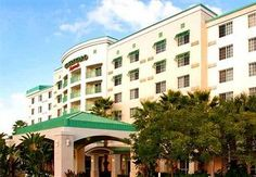 Courtyard by Marriott Fort Lauderdale Airport & Cruise Port « Recreation Sun