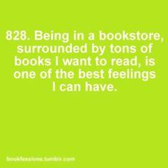 Bookfessions