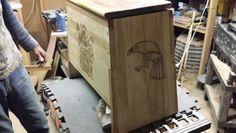 Viking 6 board chest