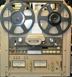 TASCAM 42B - Reel to Reel Tape Recorder in great condition | eBay Ignorance Is Bliss, Elk Grove, Back In My Day, Audio Room, Tape Recorder, Oral History, Retro Futuristic, Home Design Decor, Audiophile
