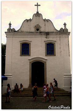 capela em Guaratuba