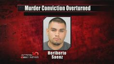 The court of criminal appeals has overturned a 2010 murder conviction.  Heriberto Saenz was sentenced to 70 years in prison for the death of 17-year-old Claryssa Silguero. She was killed during a d...