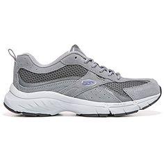 f344ce2cce0b Dr. Scholl s Women s Endeavor Low-Profile Athletic Shoe Size 9.5 Gray    Read review