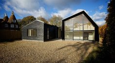 Barn Inspired Homes - Inspiration - modlar.com