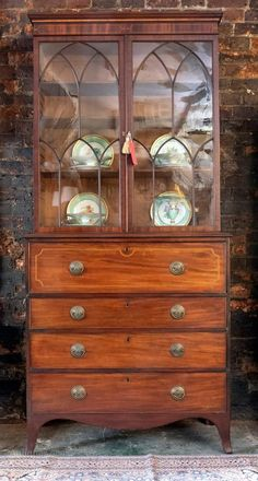 Wonderful range of Antique Bookcases Antique Bookcases ranging from to from trusted British antique dealers, bookcases shipping worldwide. Antique Bookcase, Get Directions, Secretary, Georgian, Butler, Cherry, Victorian, Antiques, Home Decor