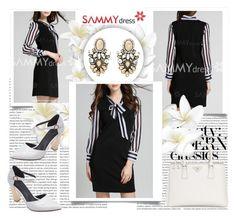 """Sammydress 19"" by fashionb-784 ❤ liked on Polyvore featuring Prada and sammydress"