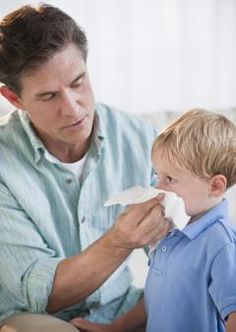 14 Tips For Treating Kids Colds -- Stuffy nose (Courtesy of Health.com)