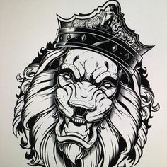 Finishing off. #king #lion #vector #illustration #adobeillustrator #Sweyda by sweyda