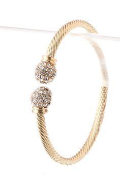 Rachael Cable Bracelet
