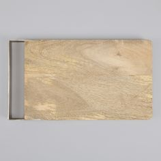 Cutting Board Mango Wood - 20x32cm