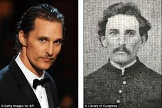 Matthew McConaughey & his Time Traveling self...