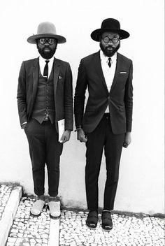 Art comes first -Shaka Maidoh and Sam Lambert | Sumally (サマリー)