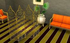 TheNinthWave's Moroccan Screen For Sims 3