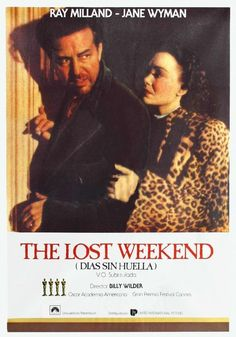 The Lost Weekend 1945 full Movie HD Free Download DVDrip